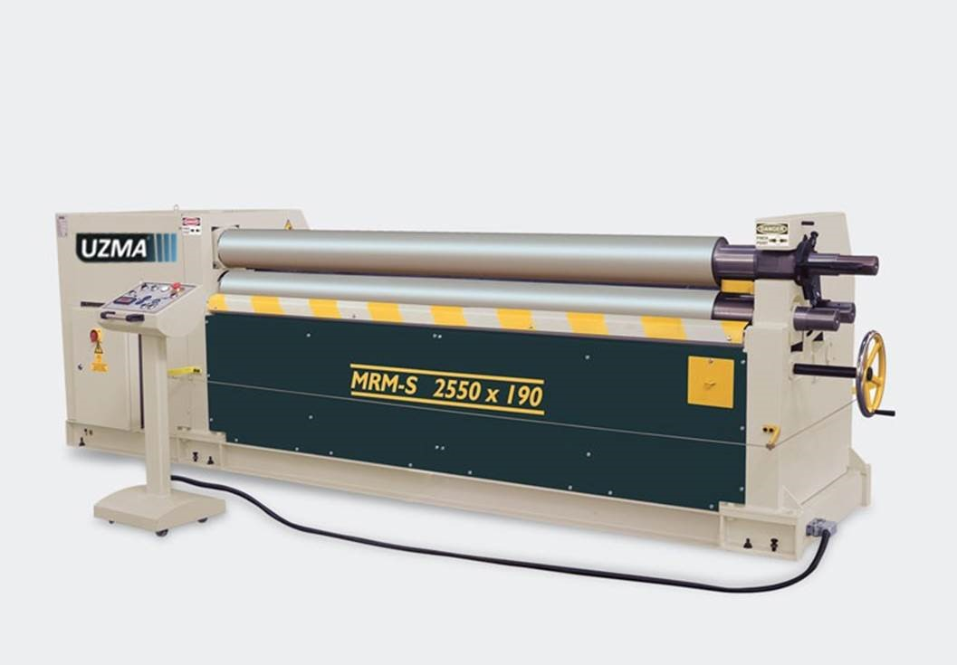 MRM-S  1550mm x 130mm  6mm capacity